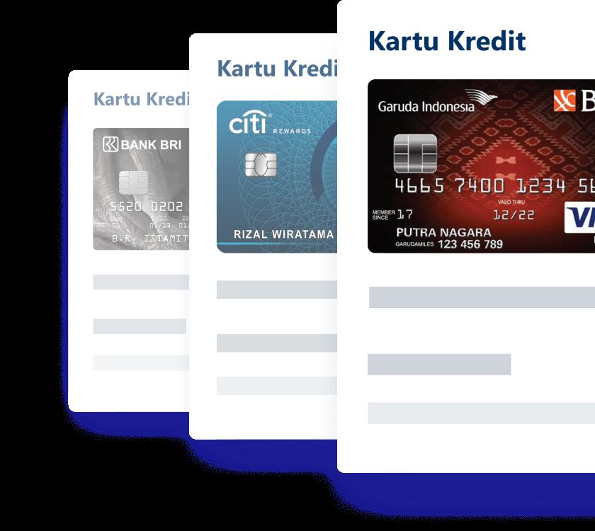 Pencari kartu kredit membuatnya mudah dan cepat untuk ditemukan