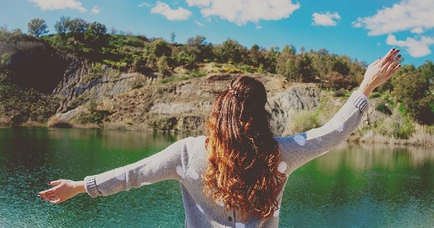 pikiran pada hal-hal positif - Tips Mengatasi Fobia Jarum Suntik