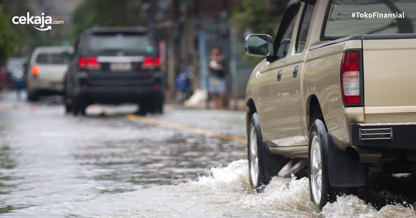 10 Mobil Tahan Banjir Terbaik, Anti Mogok Walau Terjang Banjir Bandang