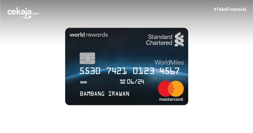 4 Promo Kartu Kredit Standard Chartered Maret 2021, Awas Terlewat!