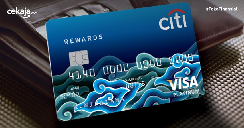 Promo Kartu Kredit Citibank Maret 2021, Nikmati Keuntungannya!