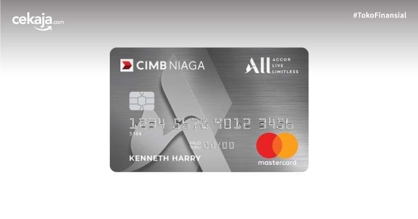 Bunga dan Biaya Admin Kartu Kredit CIMB Niaga, Wajib Kamu Tahu!