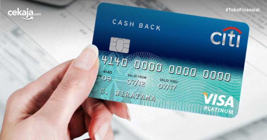Bunga dan Biaya Admin Kartu Kredit Citibank Terlengkap