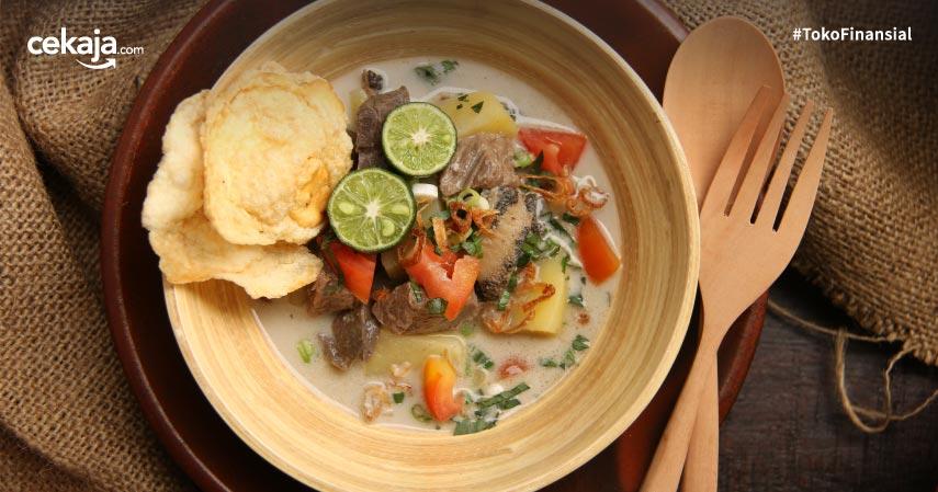 30 Makanan Tradisional Khas Jakarta, Sudah Pernah Coba?