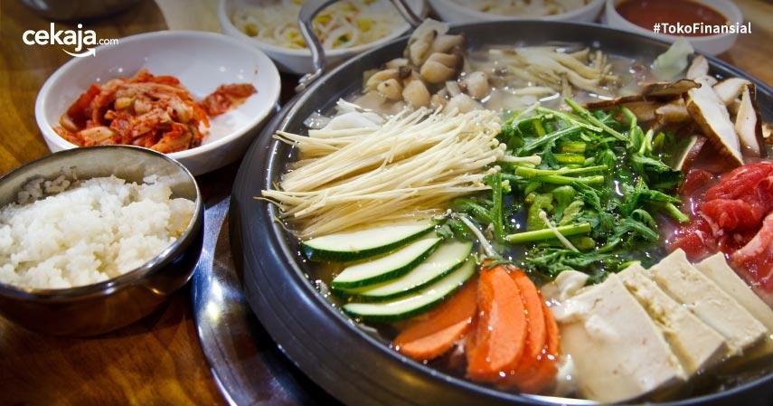 12 Restoran Korea Terpopuler di Jakarta Bercita Rasa Lezat, Siap-siap Lidah Bergoyang!