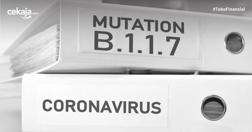 Fakta Mutasi Virus Corona B.1.1.7 yang Masuk Indonesia, Apa Gejalanya?