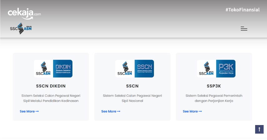 Mengenal Fitur Portal SSCASN 2021 Dulu Sebelum Mendaftar Sebagai ASN