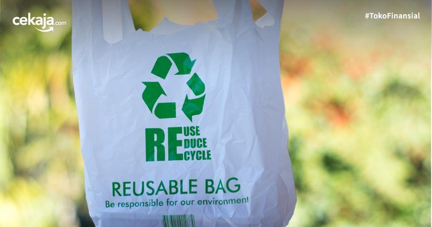 5 Jenis Plastik Ramah Lingkungan yang Mudah Terurai, Apa Saja?