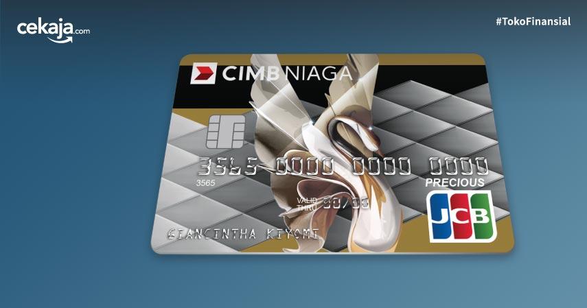 Promo Dan Fitur Kartu Kredit CIMB Niaga Precious, Update Jangan Sampai Terlewatkan!