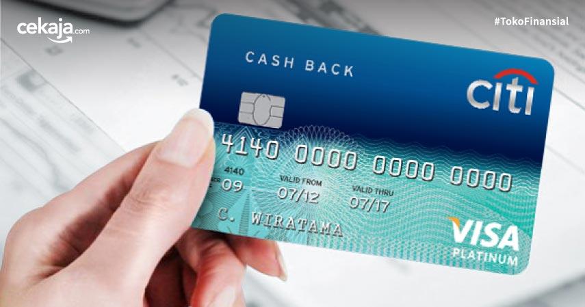 Daftar Promo dan Fitur Kartu Kredit Citi Cash Back