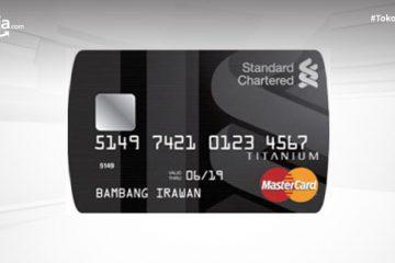 Cara dan Syarat Apply Kartu Kredit Standard Chartered Titanium