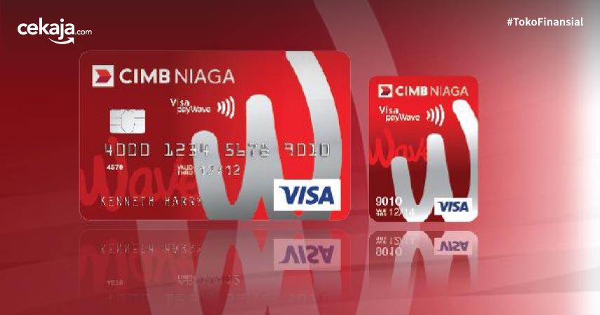 Ini Promo dan Fitur Kartu Kredit CIMB Niaga Wave n Go Terlengkap, Apa Saja?
