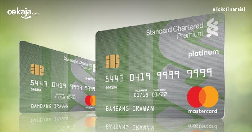 Syarat dan Cara Apply Kartu Kredit Standard Chartered MasterCard Premium