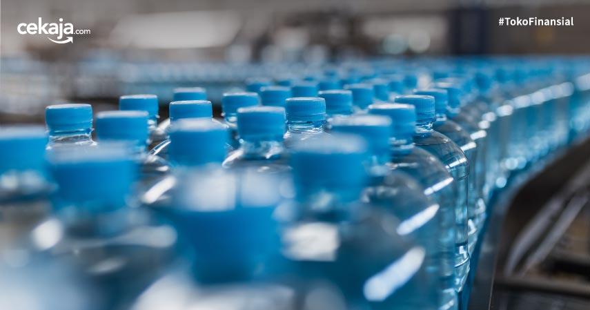 Perusahaan Air Mineral Terbesar di Dunia, Ada Brand Aqua!