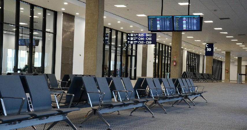 Airport Lounge - Promo Dan Fitur Kartu Kredit CIMB Niaga Precious