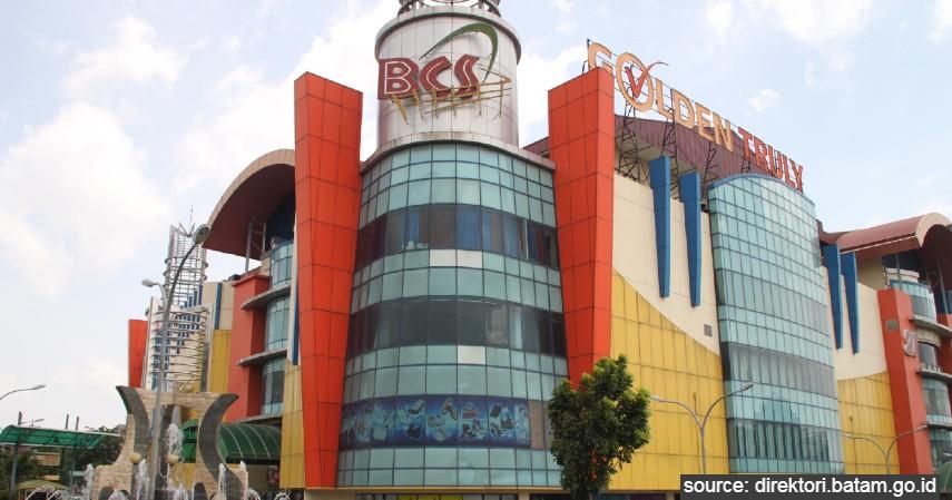 BCS Mall - 9 Tempat Belanja Barang Impor Murah di Batam