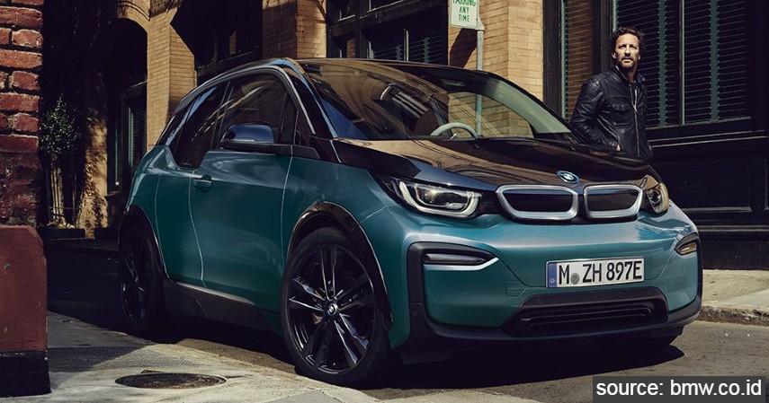 BMW i3 - 9 Daftar Mobil Listrik Murah di Indonesia