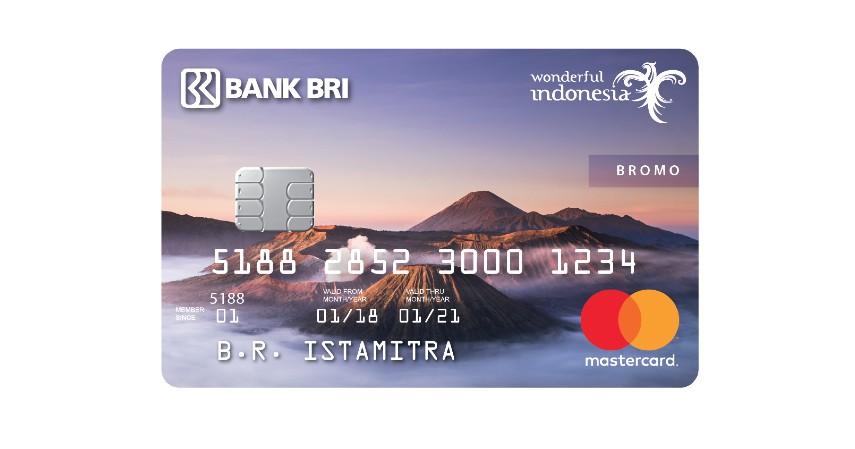 BRI Wonderful Indonesia Card - Biaya Tahunan dan Admin Kartu Kredit BRI 2021