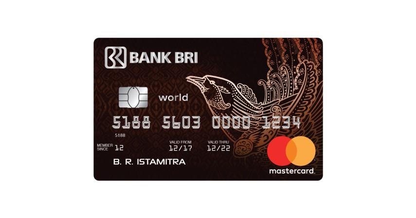 BRI World Access Card - Biaya Tahunan dan Admin Kartu Kredit BRI 2021