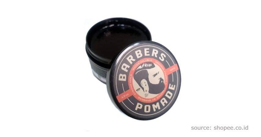 Barber's Pomade - Merk Pomade Lokal Terbaik
