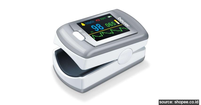 Beurer Pulse Oximeter PO 80 - 7 Merk Pulse Oximeter Terbaik