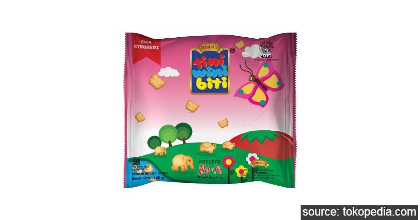 Biscuit Tini Wini Biti - 10 Daftar Snack Jadul Anak SD Generasi 90an