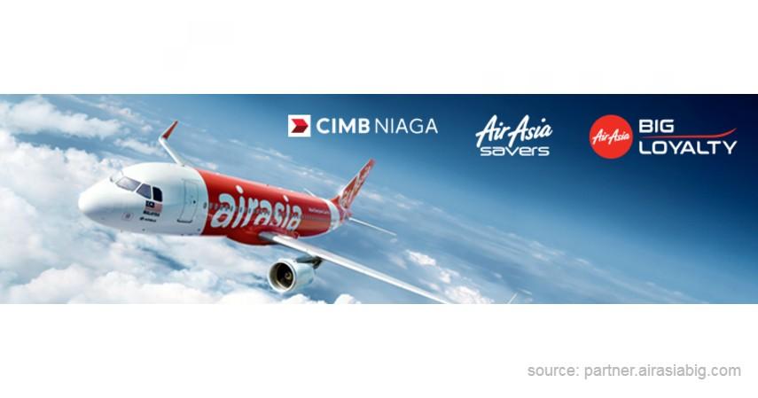 CIMB Niaga AirAsia Savers - Jenis Tabungan Bank CIMB Niaga