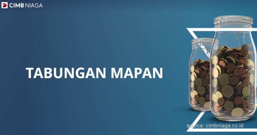 CIMB Niaga Mapan - Jenis Tabungan Bank CIMB Niaga