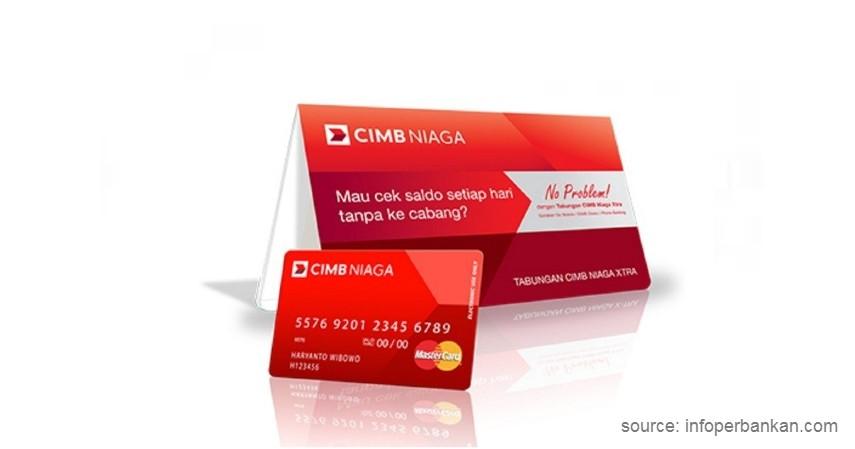 CIMB Niaga Xtra - Jenis Tabungan Bank CIMB Niaga