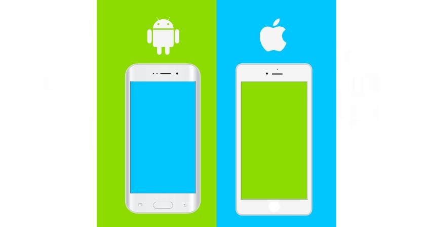 Cara Pindahkan File dari Android ke iPhone
