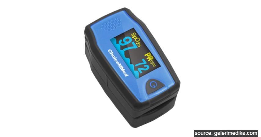 Choicemmed MD300C5 Fingertip Pulse Oximeter - 7 Merk Pulse Oximeter Terbaik