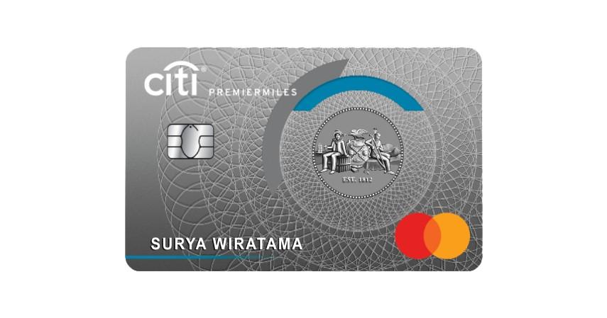 Citi PremierMiles - 10 Kartu Kredit Limit Besar Terbaik 2021