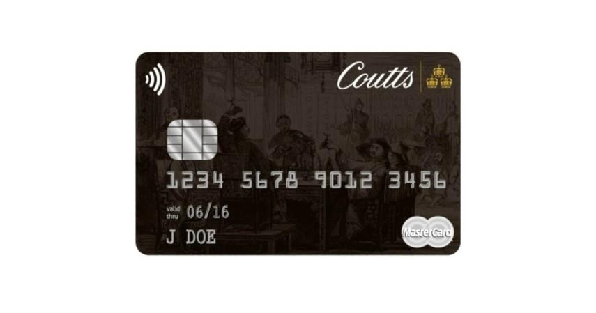 Coutts World Silk Card - Kartu Kredit Khusus Orang Kaya Limit Miliaran Rupiah Sampai Tak Terhingga