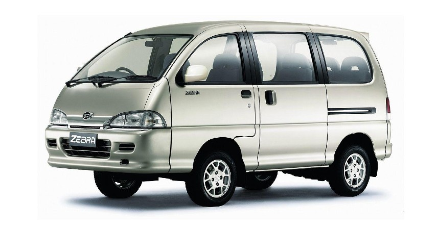 Daihatsu Espass - 10 Daftar Mobil Bekas Rp30 Juta