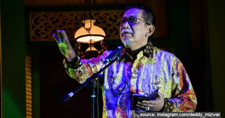 Deddy Mizwar - 9 Aktor Indonesia dengan Bayaran Termahal