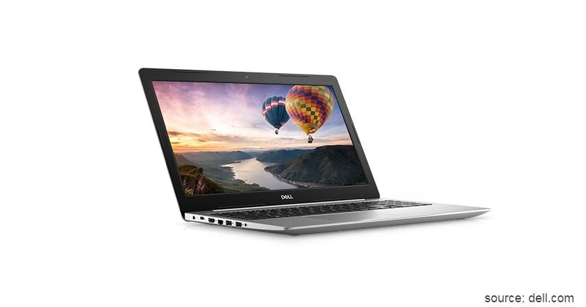 Dell Inspiron 15-5575 - Rekomendasi Laptop Gaming Terbaik Harga Murah