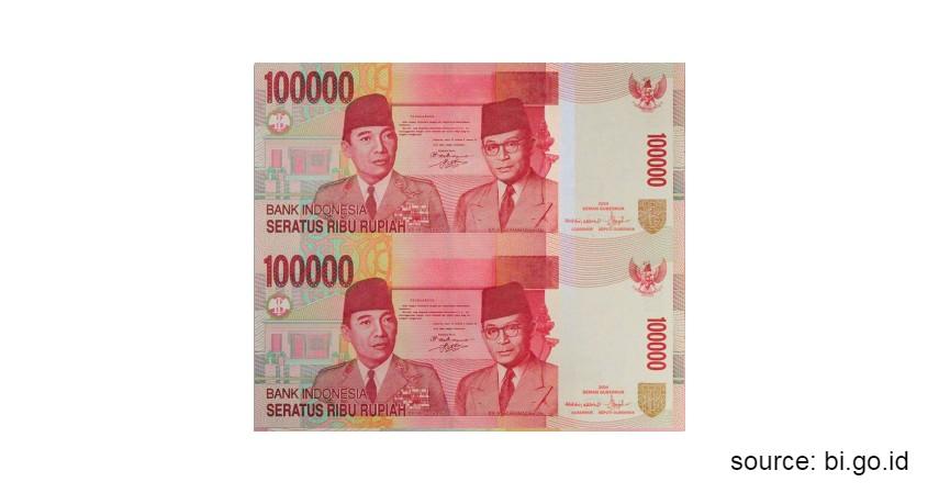 Fakta Uang Rp100 Ribu Bersambung beserta Cara Membelinya - Cara Membeli Uang Rp100 Ribu Bersambung