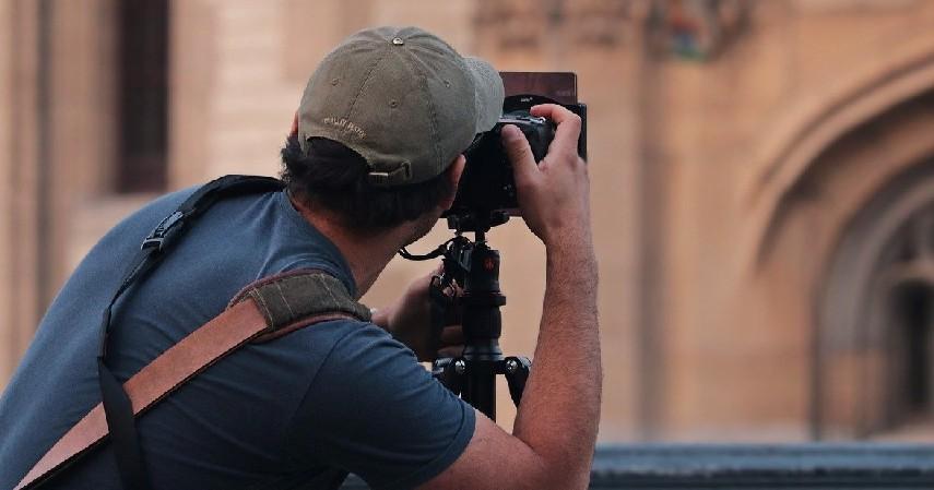 Fotografer - Kerja Sampingan untuk Mahasiswa