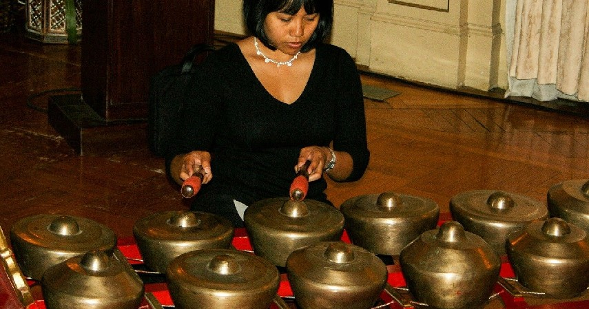 Gamelan - Alat Musik Tradisional Indonesia yang Mendunia