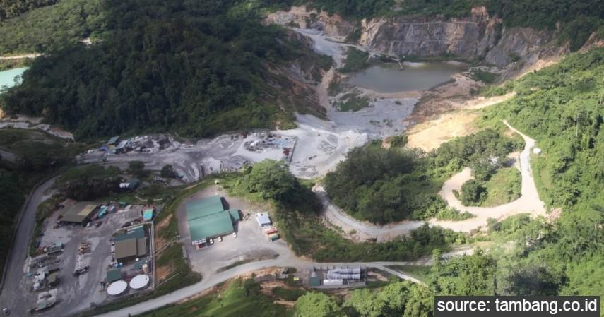 Gosowong Halmahera Sulawesi Utara - Kota Penghasil Emas Terbesar di Indonesia