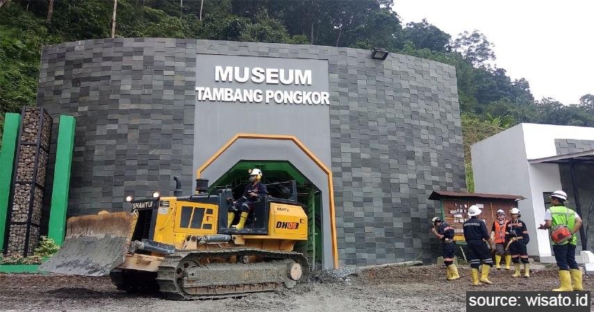 Gunung Pongkor - Jawa Barat - Kota Penghasil Emas Terbesar di Indonesia