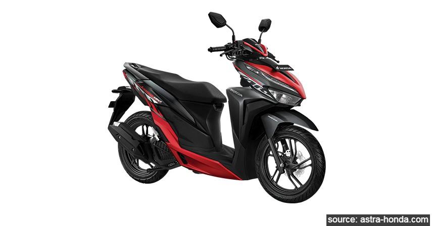 Honda Vario 150 - Daftar Motor Berfitur Smart Key di Indonesia