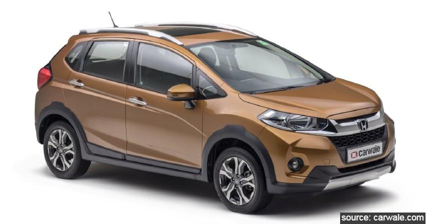 Honda WRV - 5 Calon Mobil Baru di Indonesia dengan Performa Tangguh
