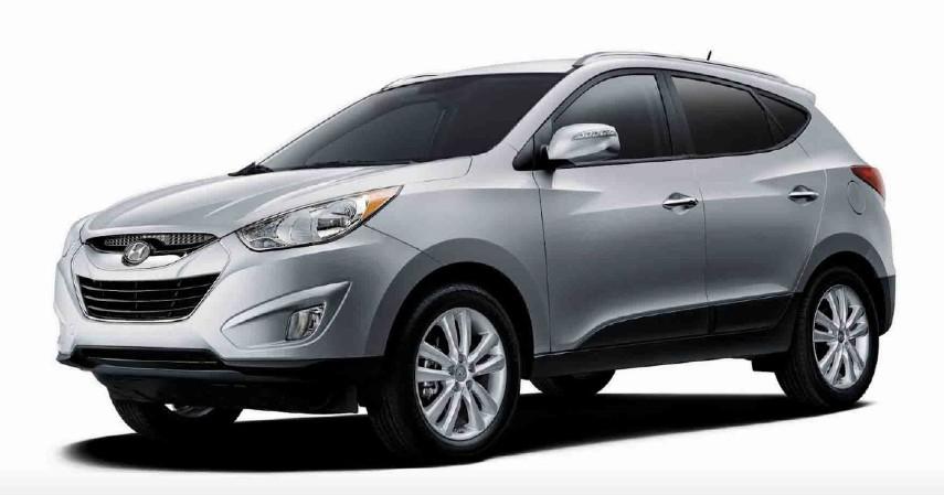 Hyundai Tucson 2.0 XG 2013 - 6 Daftar Mobil Sunroof Bekas Murah 100 Jutaan