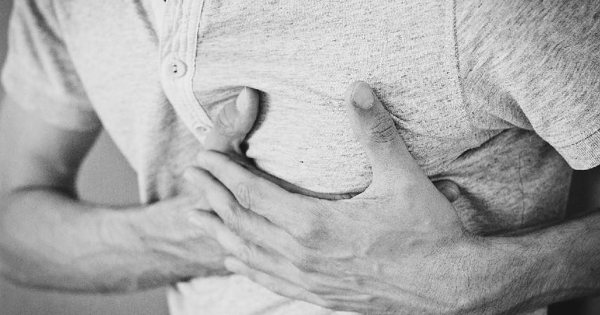 Jantung - Bahaya Obesitas Bagi Kesehatan