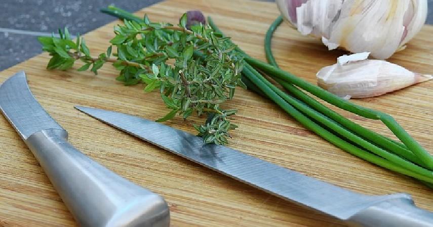Jenis Pisau Dapur dan Fungsinya Jangan Asal Pakai Ya - paring knife
