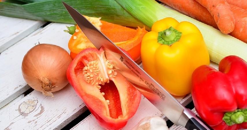 Jenis Pisau Dapur dan Fungsinya Jangan Asal Pakai Ya - utility knife