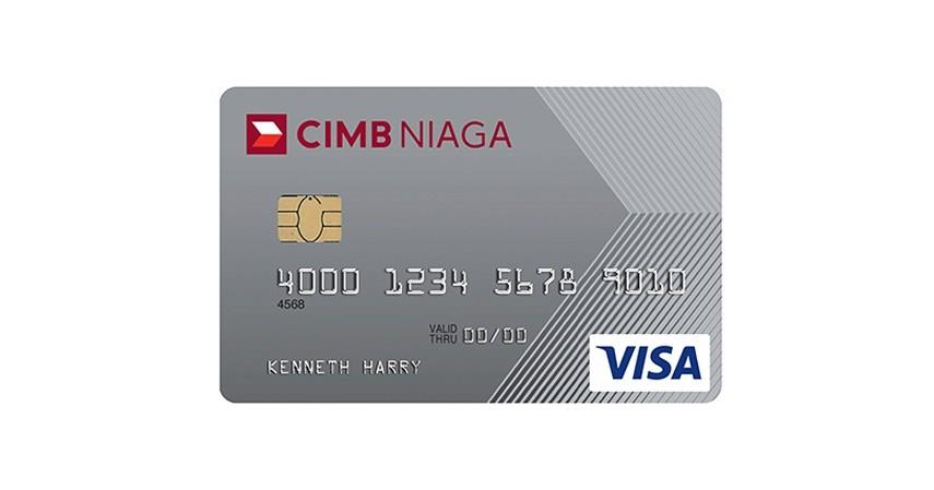 Kartu Kredit CIMB Niaga Classic - 4 Kartu Kredit CIMB Niaga Untuk Belanja Lebih Hemat