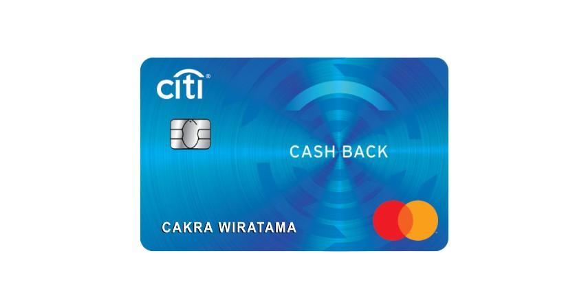 Kartu Kredit Citi Cash Back - 7 Kartu Kredit Citibank Terbaik untuk Pebisnis