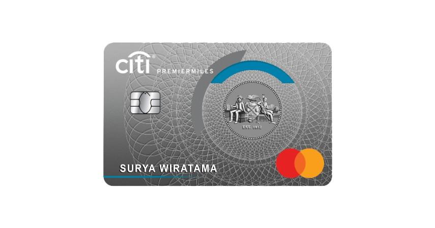 Kartu Kredit Citi Premier Miles - 7 Kartu Kredit Citibank Terbaik untuk Pebisnis